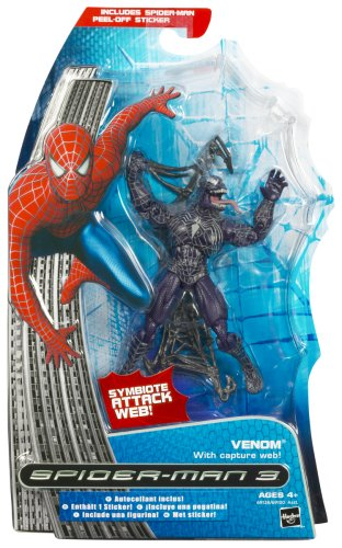 Spider Man Movie Classic 3 Action Figure Venom Buy