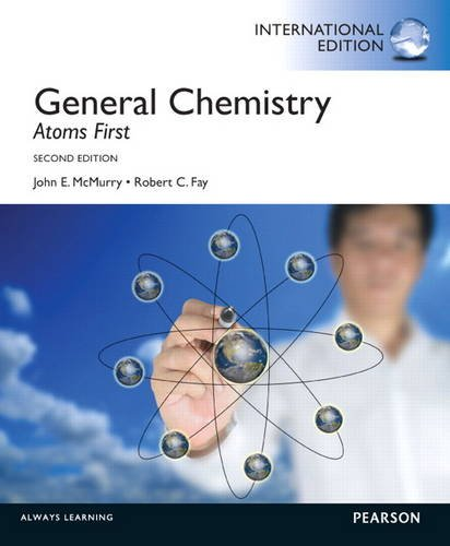 General Chemistry: Atoms First