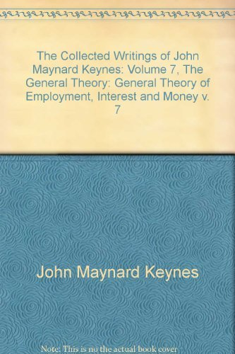 Ebook and interest theory money general the of employment
