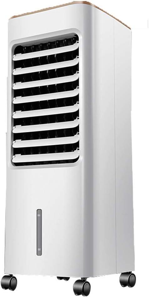 Virtper Ventilador de aire acondicionado silencio ahorro de energía solo tipo frío ventilador de agua manual inicio ventilador de aire acondicionado en el hogar 265 * 280 * 700mm -Pequeños accesorios: Amazon.es: Hogar