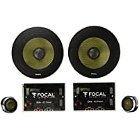 Focal ES 165KX2 6.5 2-Way Component Speaker Kit