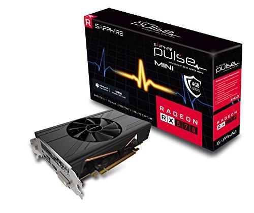 Sapphire Radeon Pulse RX 570 ITX 4GB