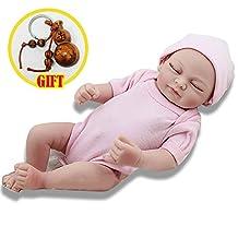 10 inch Reborn baby Doll Full Silicone Vinyl Girl Babies Washable Toys Lifelike Newborn doll