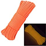 Glow-in-the-Dark-Zesty-21-Strand-550-Luminous-Paracord-Parachute-Rope-Cord