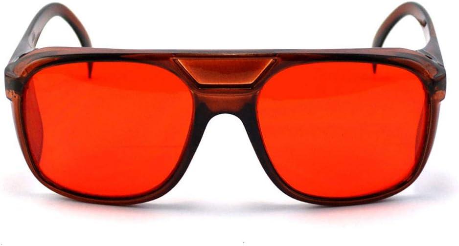 LAIABOR Gafas Anti-infrarrojas Gafas de Rayos Infrarrojos Gafas de Seguro de Trabajo