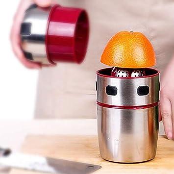 Mini Exprimidor Manual Exprimidor con El Proceso De Prensado En Frío Mano-Zumo De Naranja