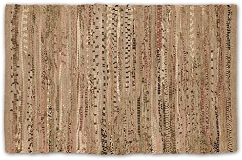 DII Contemporary Reversible Indoor Area Rag Rug