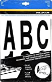The Hillman Group 847015 3-Inch Die-Cut Letters/Numbers Kit, Black