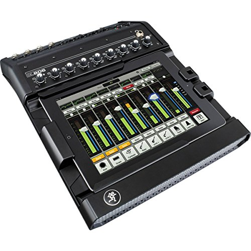 Mackie DL DL806 8-Channel Digital Live Sound Mixer with Apple Lightning Connector (Mixer Audio Sound Live)