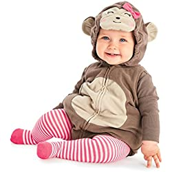 Carters Baby Halloween Costume Many Styles (12 months, Cute Monkey)