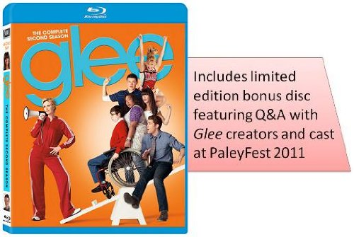 Glee: The Complete Second Season with Exclusive Bonus DVD (Special Limited Edition) [Blu-ray] (Date A Live Blu Ray)