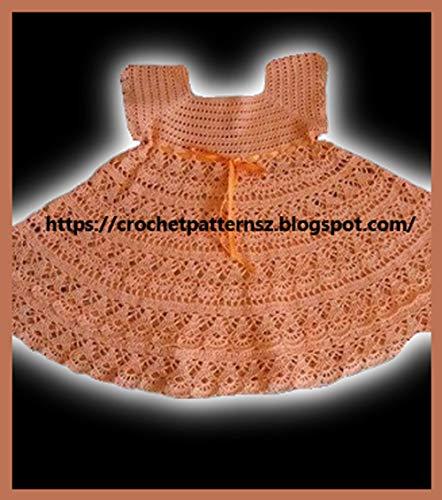 Crochet Baby Dresses - 2