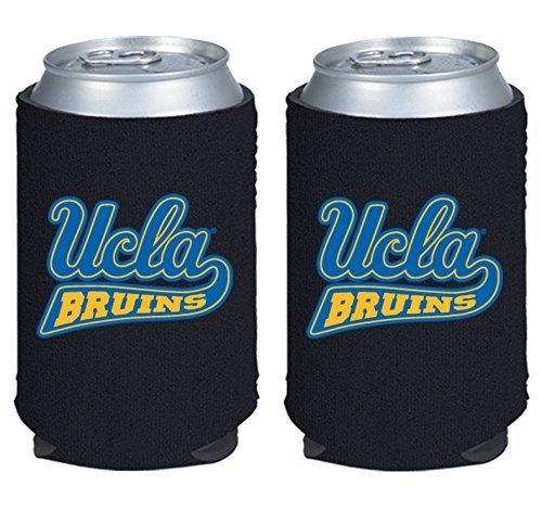 Tailgate Ucla - NCAA College 2014 Team Logo Color Can Kaddy Holder Cooler 2-Pack (UCLA Bruins)