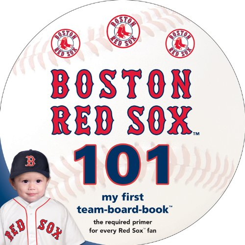 Boston Red Sox 101 (My First Team-board-book)]()