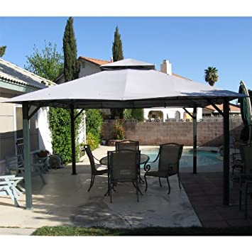 14 x 14 Square Replacement Canopy - RipLock 350 & Amazon.com : 14 x 14 Square Replacement Canopy - RipLock 350 ...