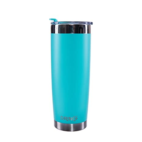 Amazon.com: Drinco – Vaso de acero inoxidable, doble pared ...