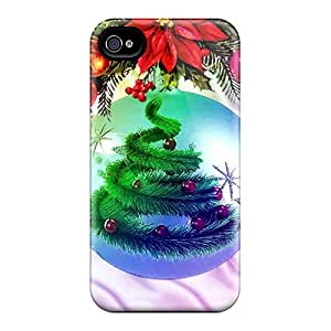 Premium Durablefashion Tpu Iphone 4/4s Protective Cases Covers