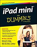 Ipad Mini for Dummies, 3rd Edition (For Dummies (Computers))