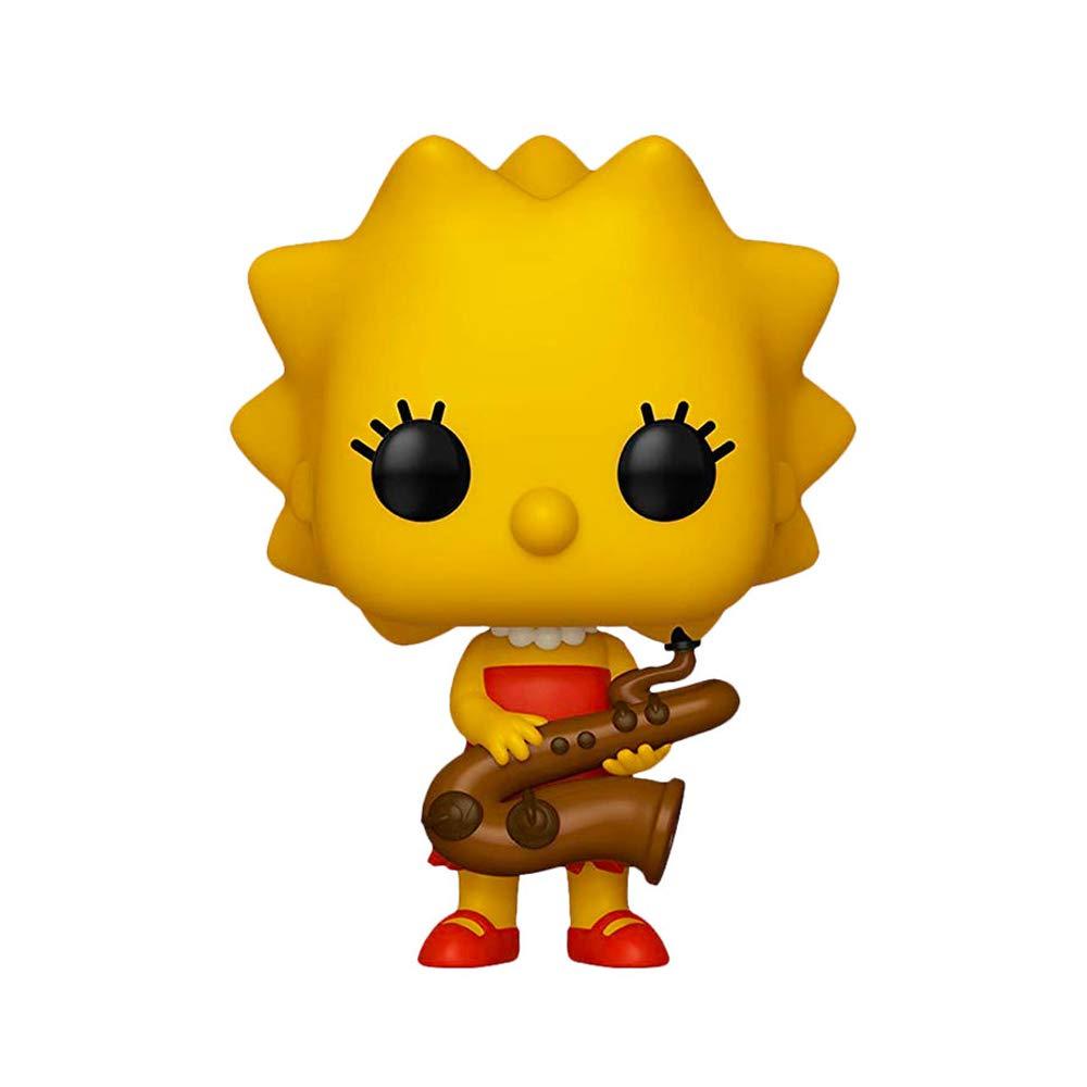 ویکالا · خرید  اصل اورجینال · خرید از آمازون · Funko Pop! Animation: Simpsons - Lisa-Saxophone wekala · ویکالا