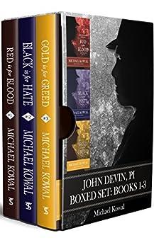 John Devin, PI Boxed Set: Books 1-3 by [Kowal, Michael]