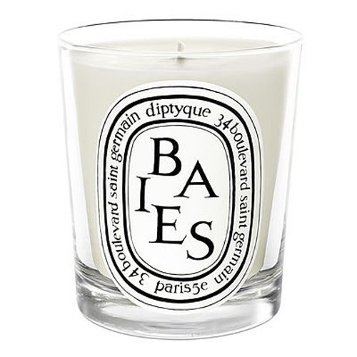 Diptyque Baies Candle-6.5 oz. (Pack of 2.)