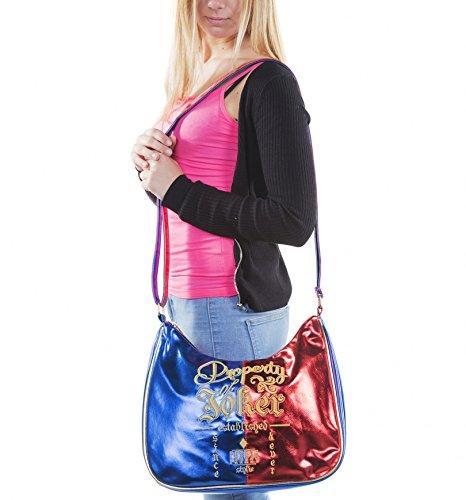 Body Metallic Quinn Harley Bag The Of Joker Dc Comics Cross Property xqS0gzwTn6