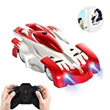 Toy Cars for 5-10 Year Old Boys Fun Wall Climbing Car Remote Control