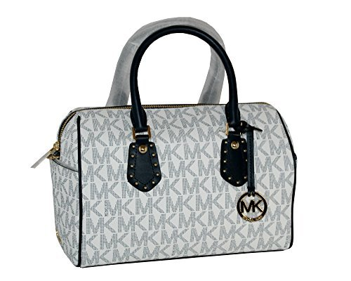 Michael Kors Navy Handbag - 8