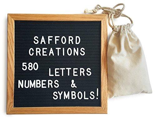 Pedestal Letter Board - 7