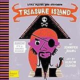 Little Master Louis Stevenson:Treasure Island - Shapes Primer (BabyLit Books)