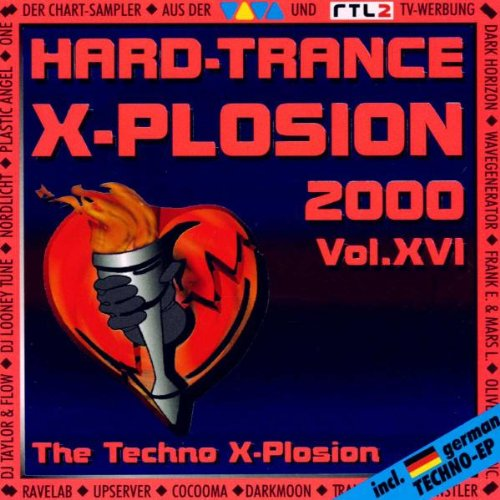 "Release ""Hard-Trance X-Plosion XVI"" by Various Artists - MusicBrainz"