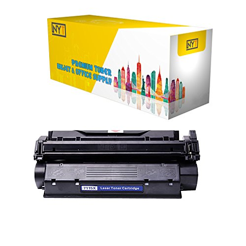 1200n Laser - New York Toner New Compatible 1 Pack C7115x High Yield Toner for HP - LaserJet: LaserJet 1200 | LaserJet 1200n | LaserJet 1200se --Black