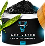 Activated Charcoal Powder Pure Natural Natural Organic For Teeth Whitening Active Face Skin Mask Detox Food Grade Scrub Facial Lightening Coconut Toothpaste Bulk Capsules Pills Supplement Carbon