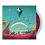 No Man's Sky (Limited Edition Maroon and Blue Colored Vinyl)