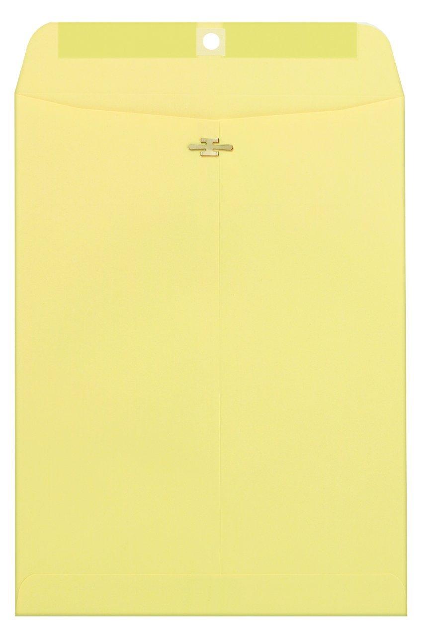 100 Count Columbian CO497 10x13-Inch Clasp Manila Envelopes
