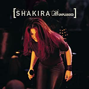 Shakira Shakira Mtv Unplugged Amazon Com Music