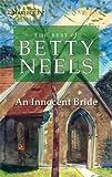 An Innocent Bride, Betty Neels, 0373199503