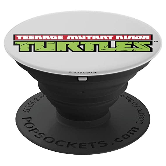 Teenage Mutant Ninja Turtles Simple TMNT Logo - PopSockets Grip and Stand for Phones and Tablets