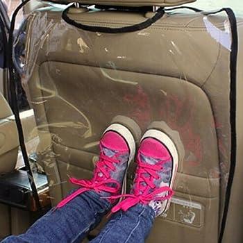 Amazon Com Asdomo Universal Clear Pvc Car Seat Back