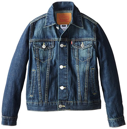 Blue Denim Jacket - 8