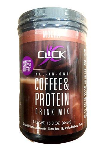 Click Espresso Protein Drink Mocha product image