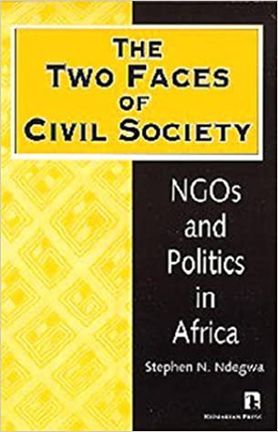 Book The Two Faces of Civil Society: NGOs and Politics in Africa (Kumarian Press Books on International Development) by Stephen N. Ndegwa (1996-04-30)