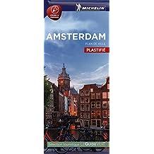 Amsterdam - Plan de ville plastifié