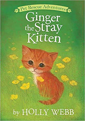 Book Ginger the Stray Kitten (Pet Rescue Adventures)