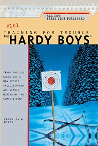 book cover of Training for Trouble