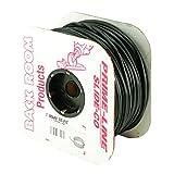 Prime-Line MP7564 Screen Retainer Spline.140 Dia, Black Vinyl, 1 Roll of 500 ft