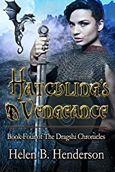 Hatchling's Vengeance (The Dragshi Chronicles Book 4)