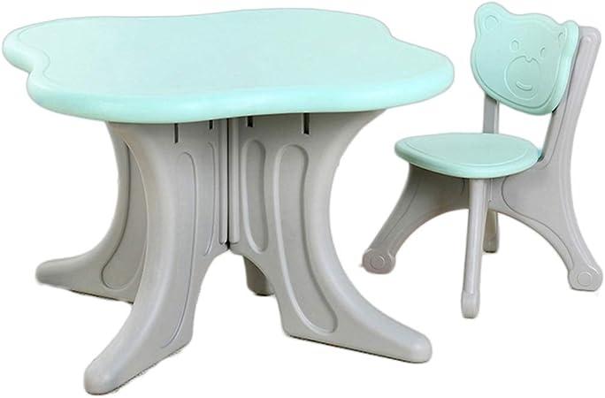 Juegos de mesas y sillas Mesa Para Niños Mesa De Estudio Multifunción Conjunto De Mesa Y