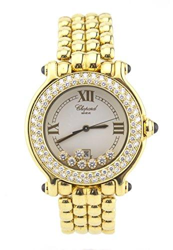 Chopard-Happy-Sport-quartz-womens-Watch-27-614523-Certified-Pre-owned