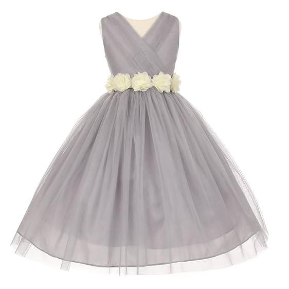 Discount Chiffon Flower Girl Dresses